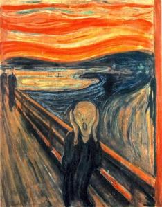 Edvard Munch, Le Cri, 1893
