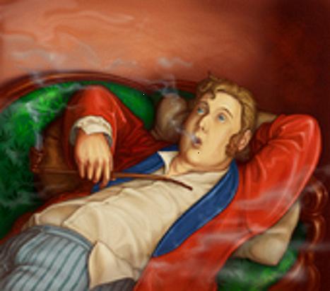 рыжая девушка на диване фотосессия