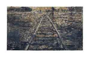 Anselm Kiefer, Eisen-Steig, 1986